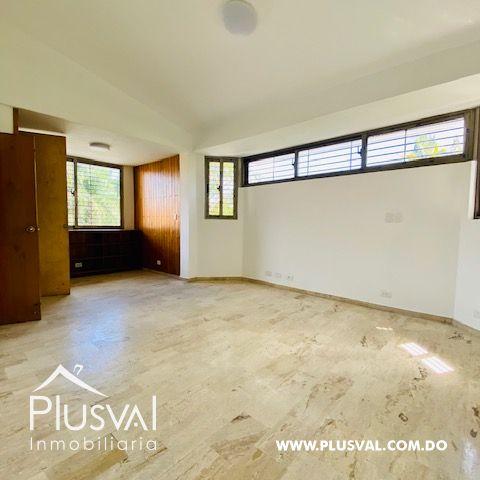 Hermosa casa en alquiler en zona residencial y exclusiva en Los Rios Arroyo Hondo 169688