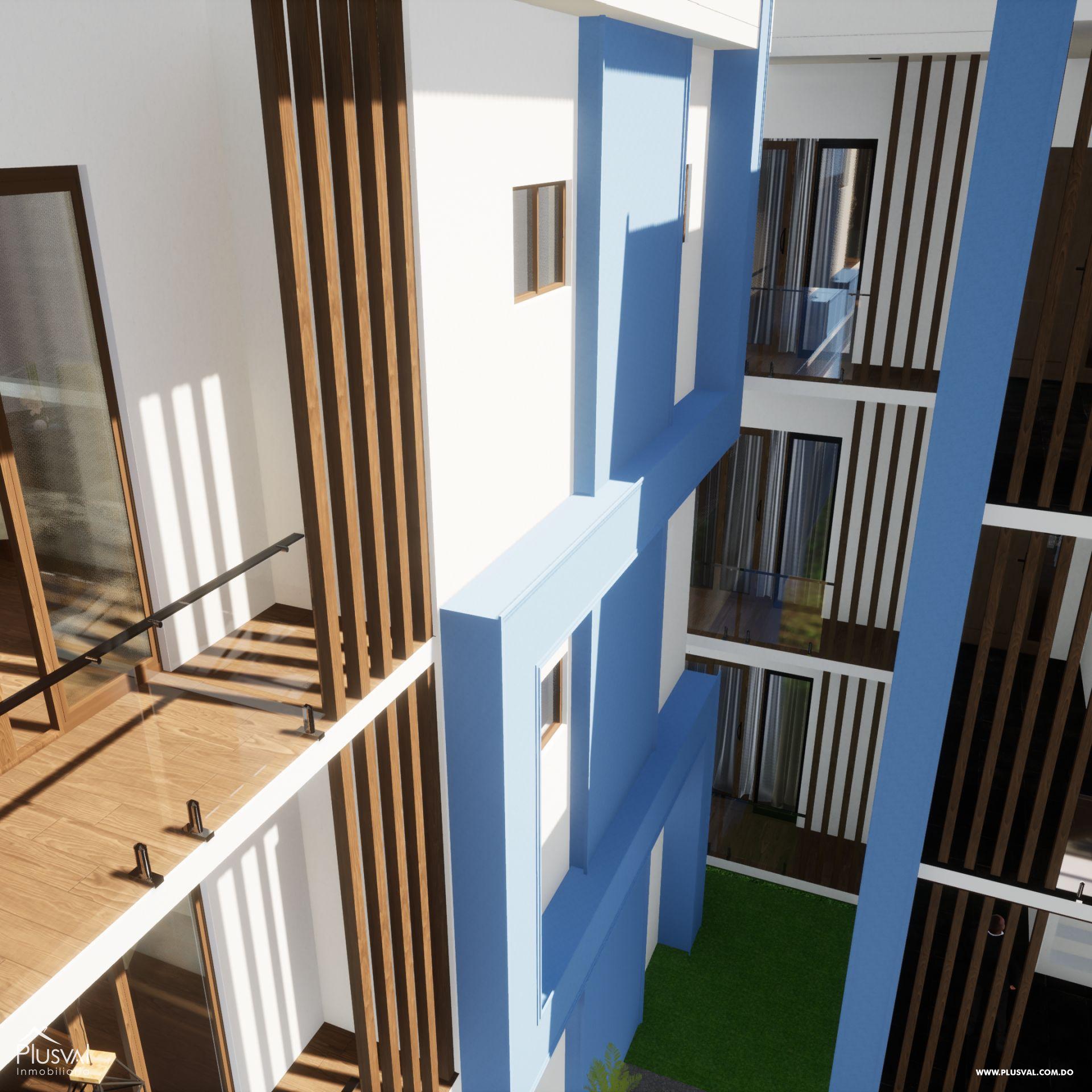 Apartamentos con Piscina en Bavaro 186521