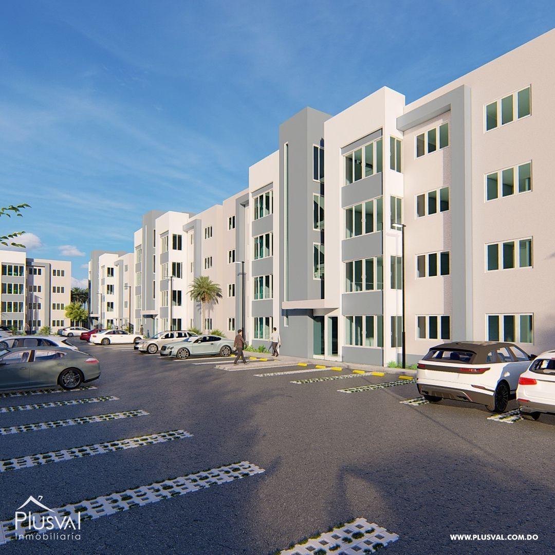 Moderno proyecto de apartamentos en el Dorado 176275