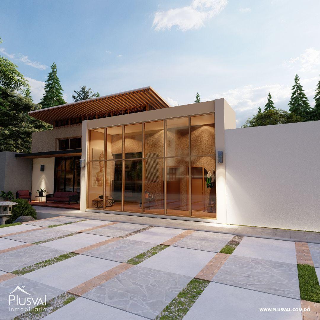 Villas en Jarabacoa con excelente diseño e inmejorable ubicación 159103