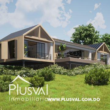 Exclusivo proyecto de 2 villas en Jarabacoa 163586