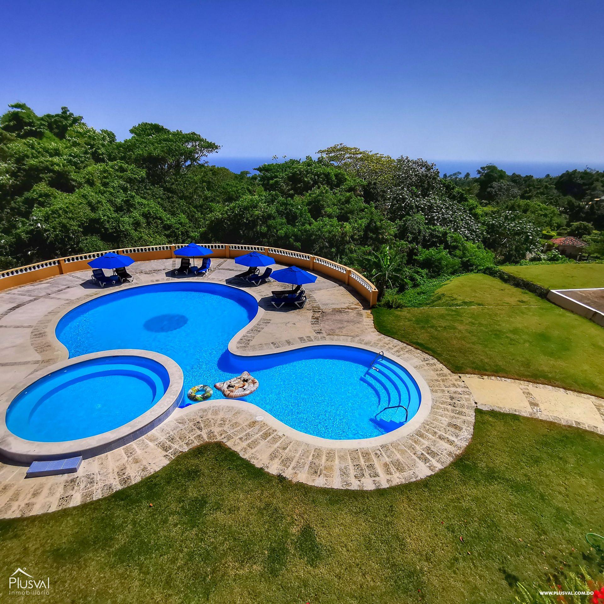Casa con 9 Habitaciones para Pequeño Hostal con Vistas al Mar en Cabrera
