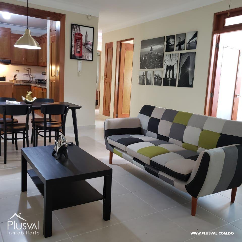 Apartamento en primer nivel con patio de 30 Mt2