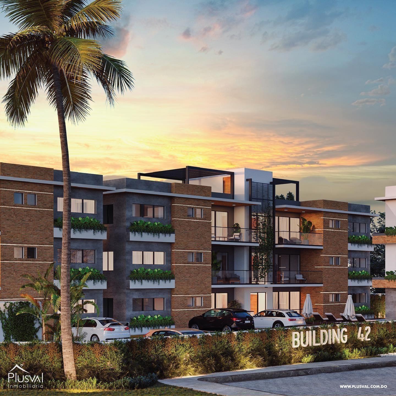 Apartamento de Lujo en Playa Dorada 168769