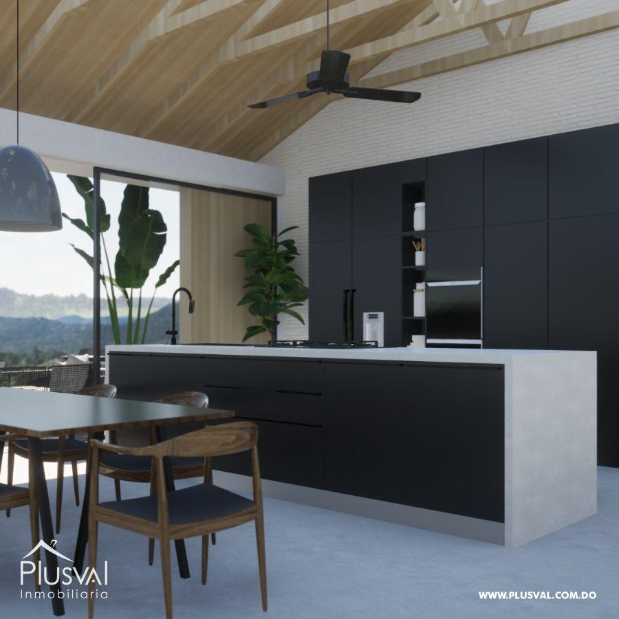 Exclusivo proyecto de 2 villas en Jarabacoa 163582