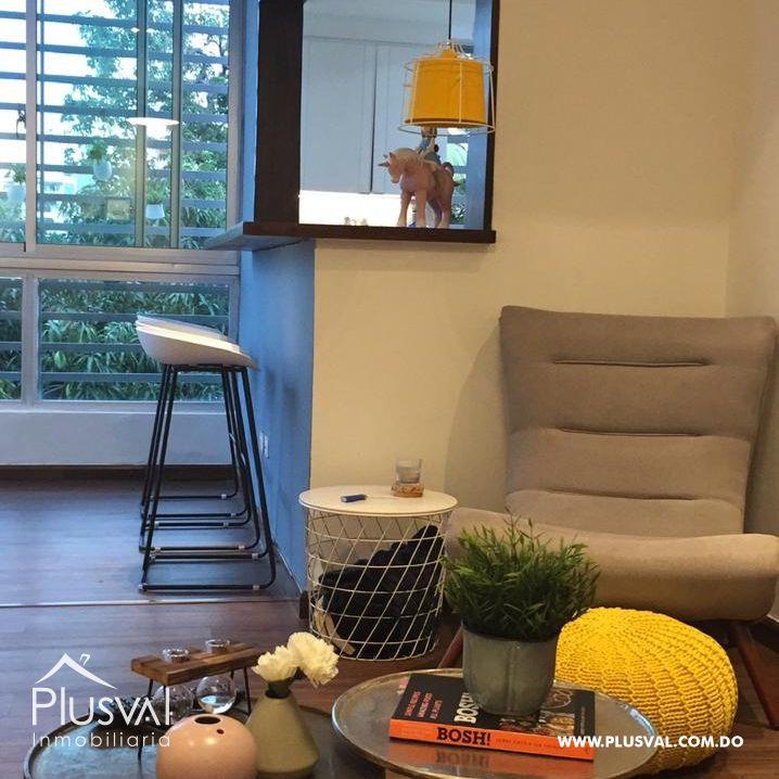 Exclusivo Apartamento en Venta (Mirador Norte) Completamente Amueblado 159796