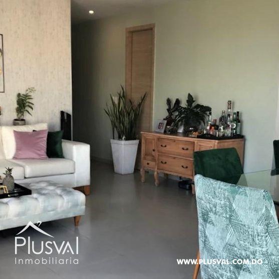 Apartamento en alquiler con LINEA BLANCA en Evaristo Morales 177999