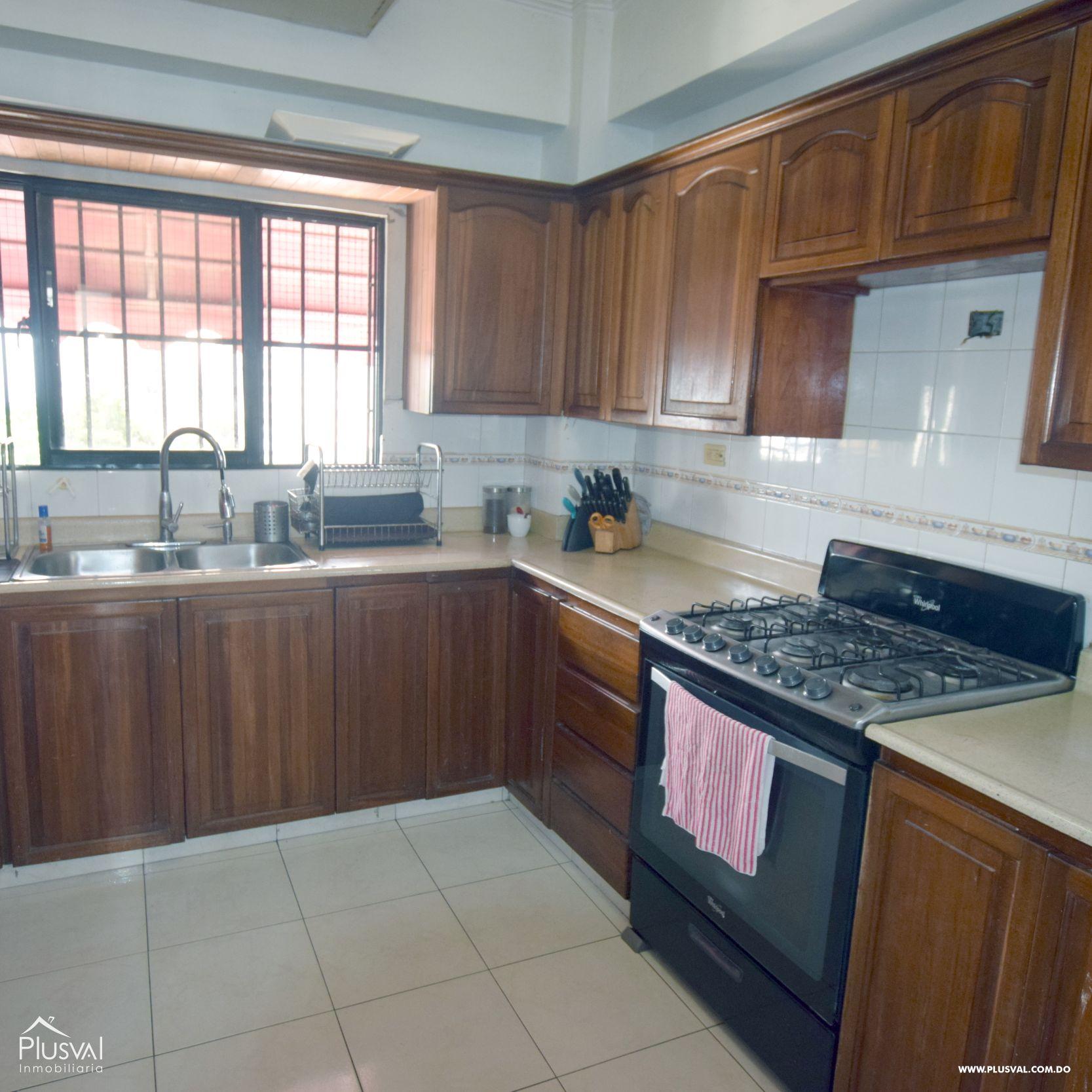 Apartamento en venta, Evaristo Morales 152484