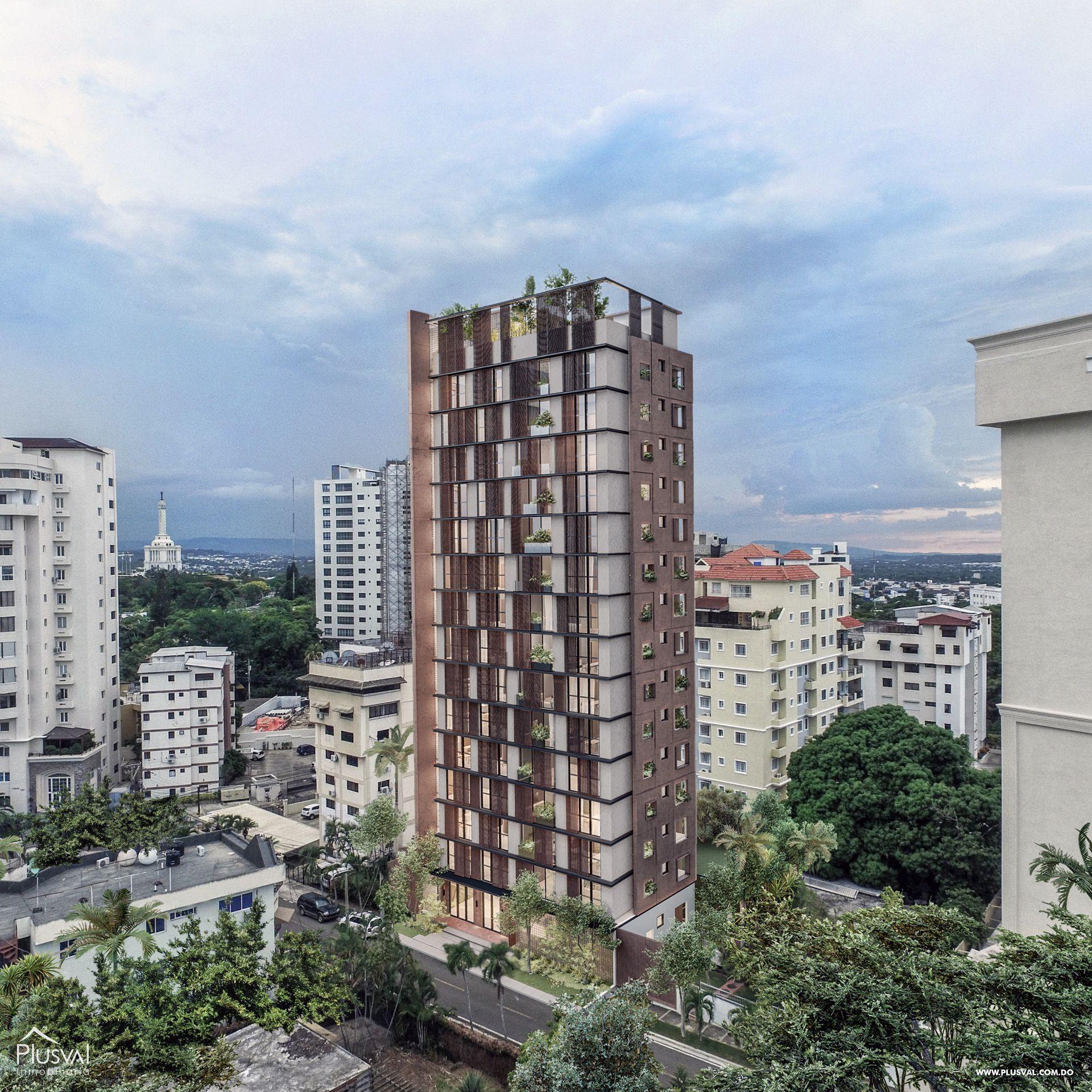 Torre de de Aptos Concepto Condo-Hotel