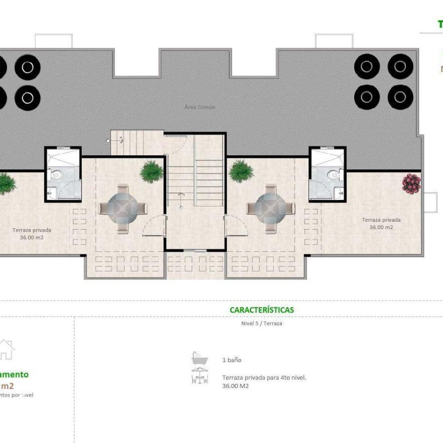 Apartamentos en la Jacobo Majluta con excelente área social 173631
