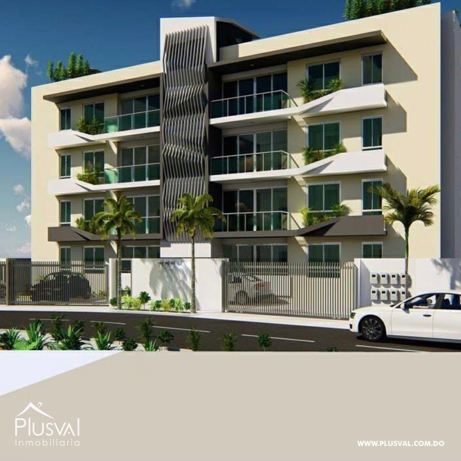 Apartamento Con Diseño Moderno y Concepto Innovador