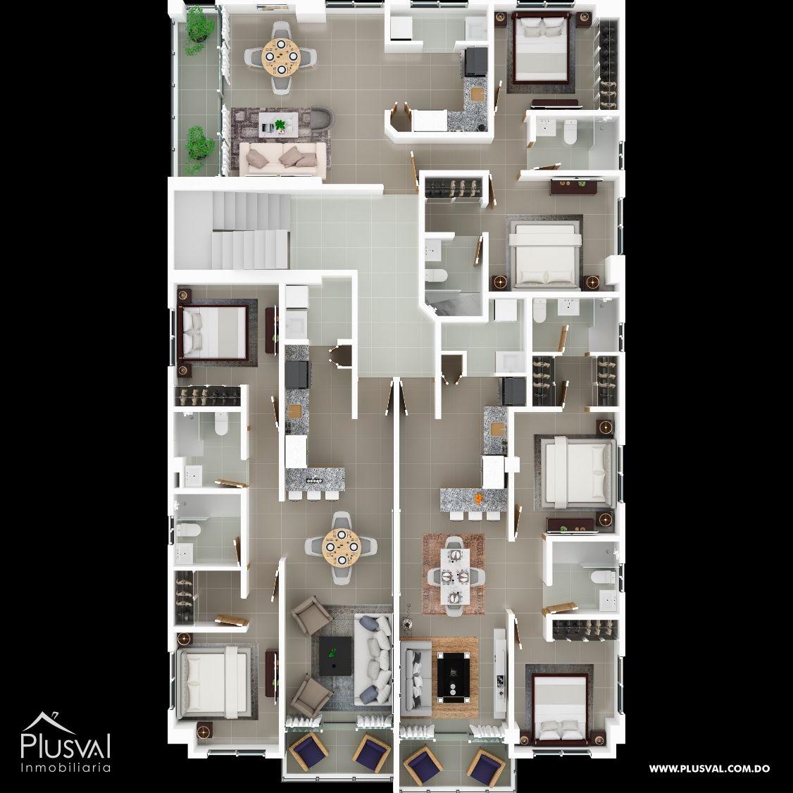 Proyecto residencial en venta, Urb. Tropical 173420