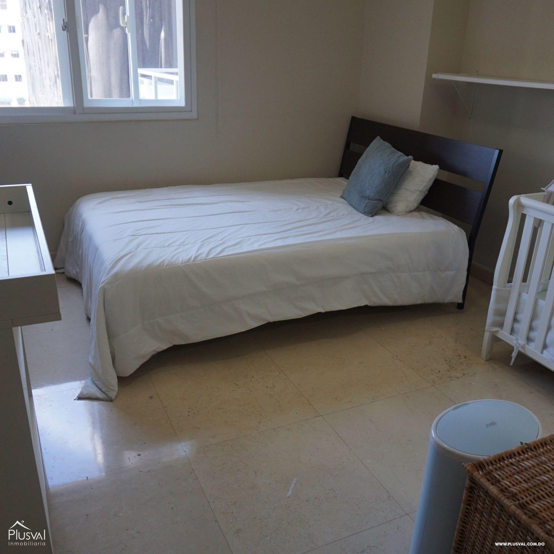 Apartamento en Alquiler Amueblado en zona Premium de Piantini 155538