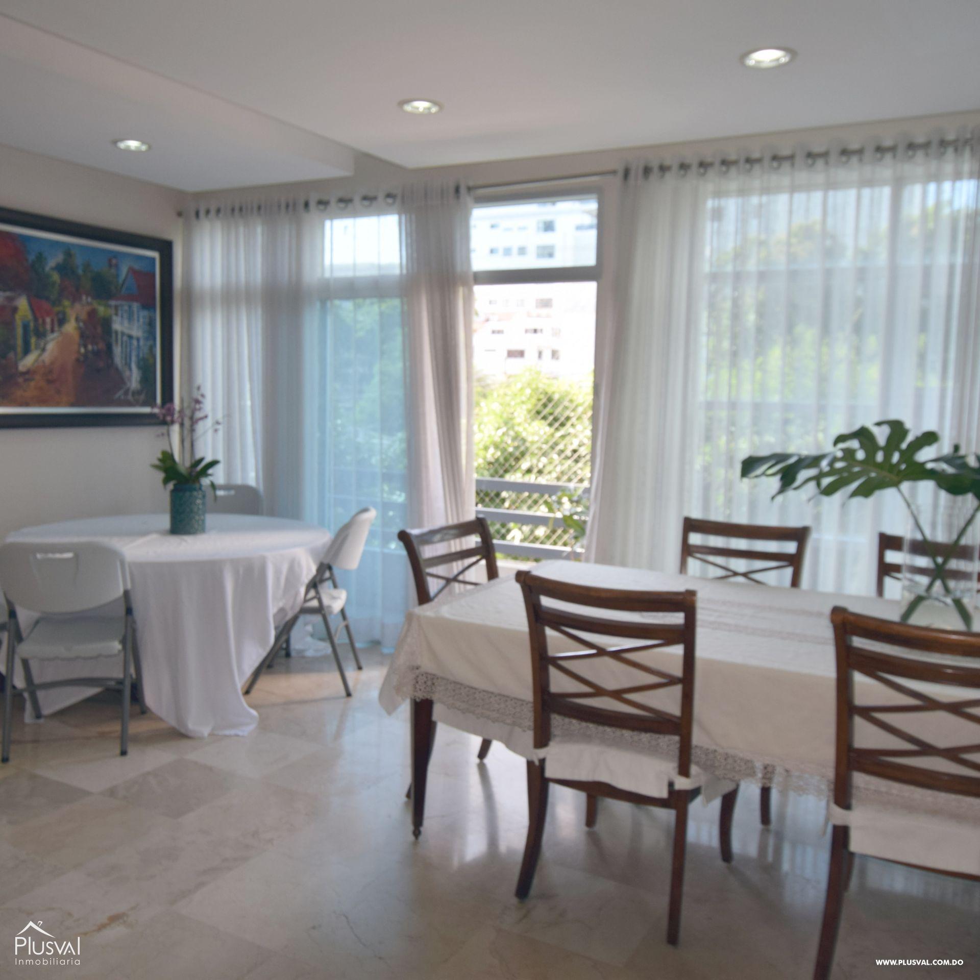 Apartamento en venta en el corazon de Piantini 168000