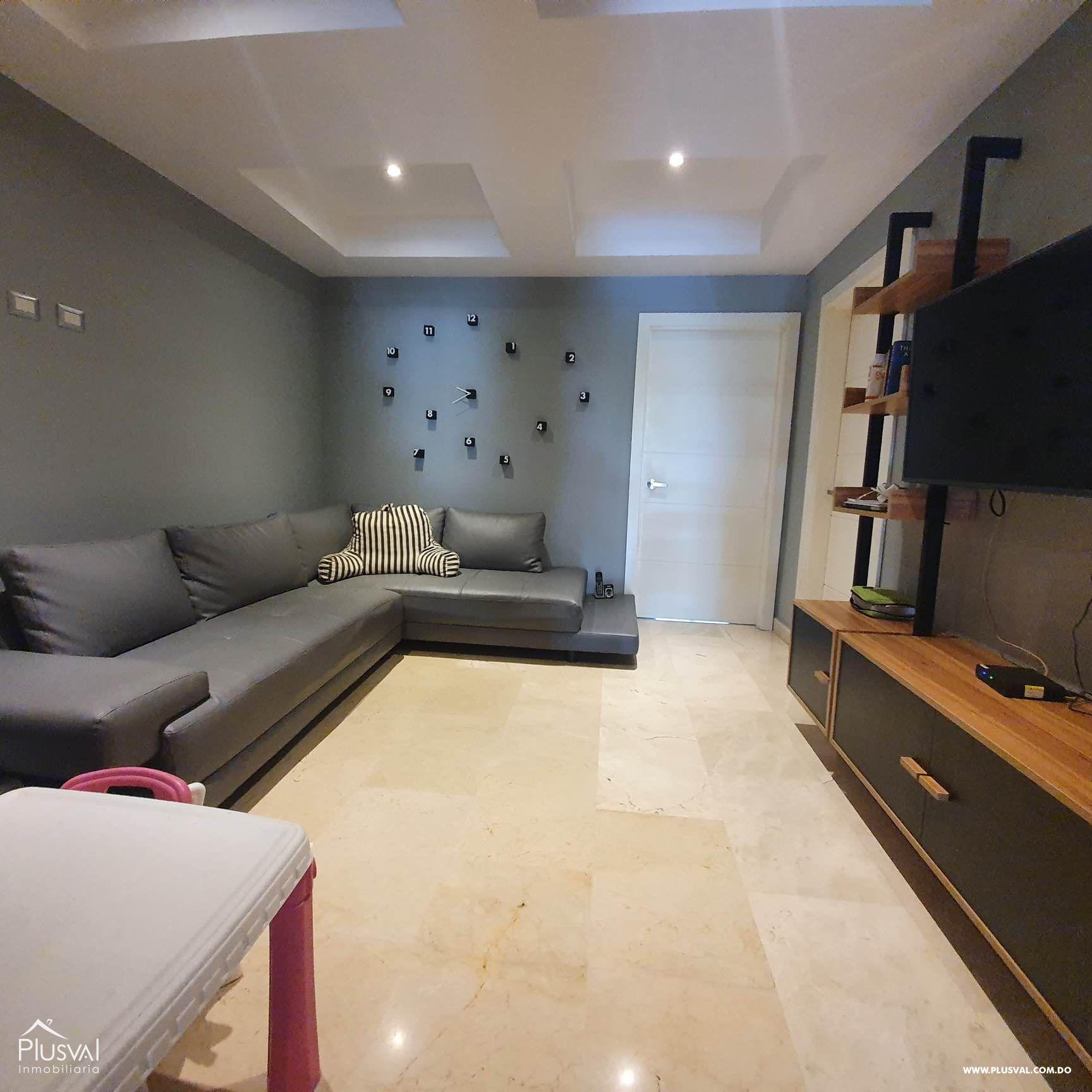 Apartamento en venta en los Cacicazgos 177904