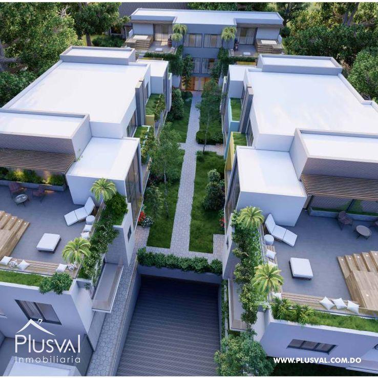 Proyecto de Casas en Construcción
