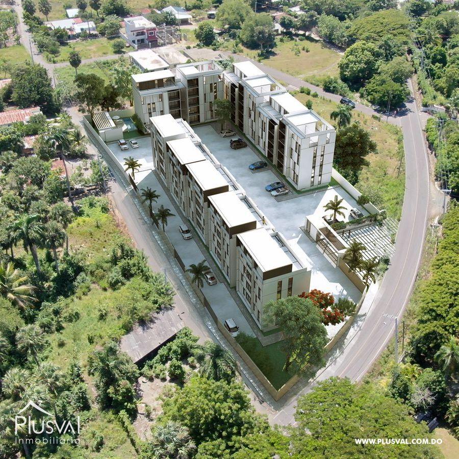 Apartamento de venta en Don Pedro con área social y piscina 178460
