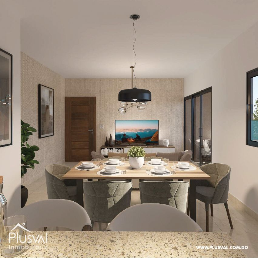 Apartamento en Venta, Santo Domingo Oeste 177701