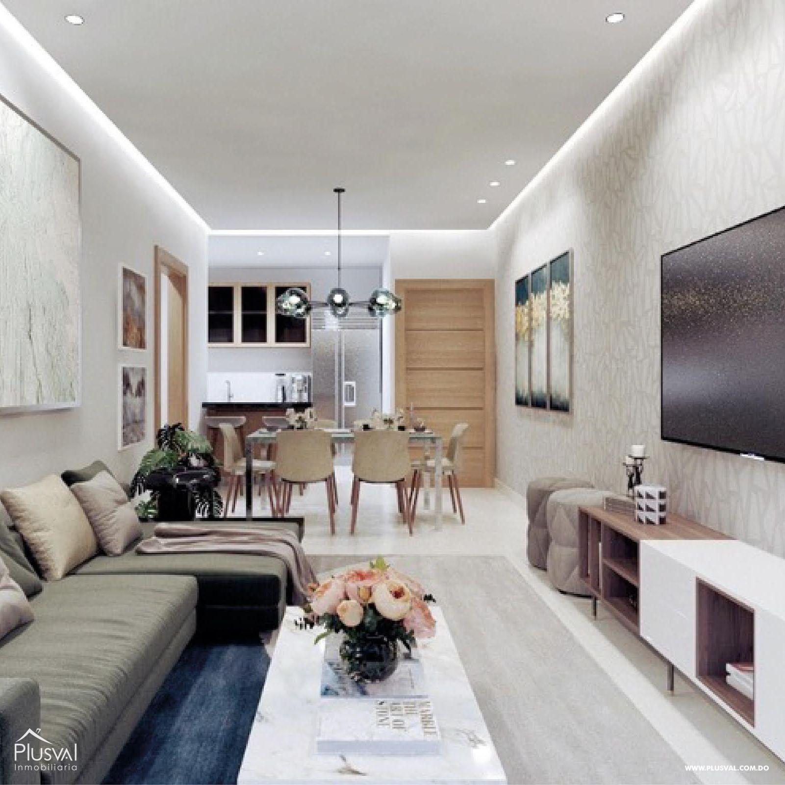 Proyecto de 1 y 2 habitaciones en venta en céntrico sector de Naco 153171
