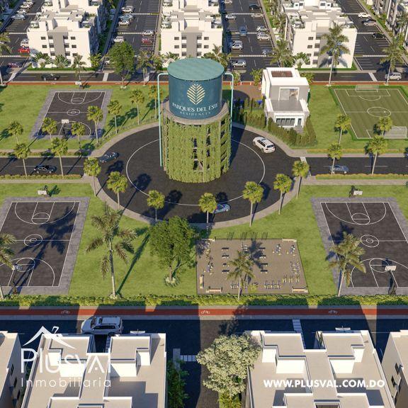 PARQUES DEL ESTE RESIDENCES Apartamentos en Santo Domingo Este con bono vivienda 184304