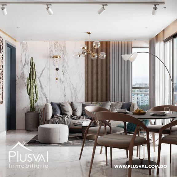 Apartamentos en Construcción en Paraíso 186005
