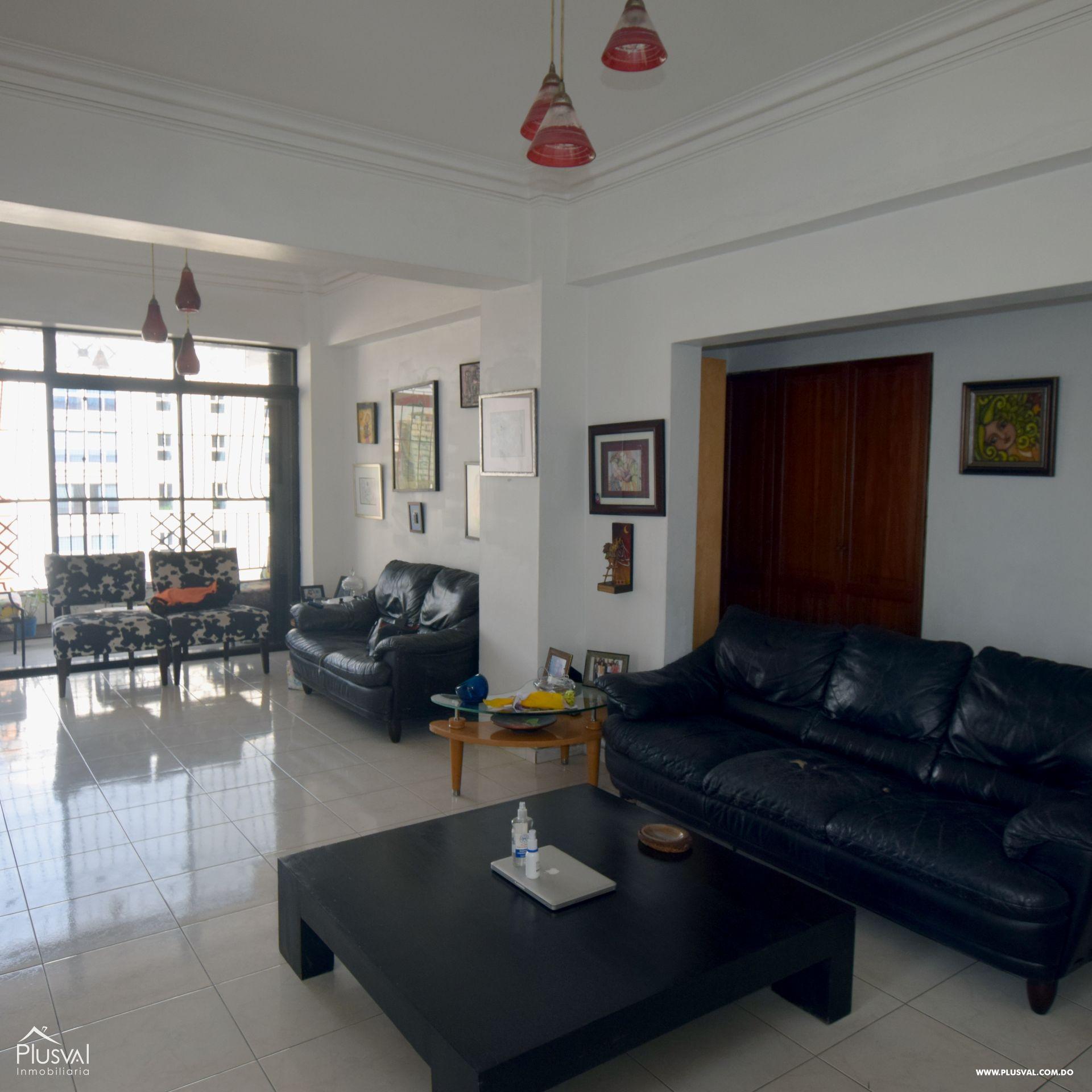 Apartamento en venta, Evaristo Morales 152485