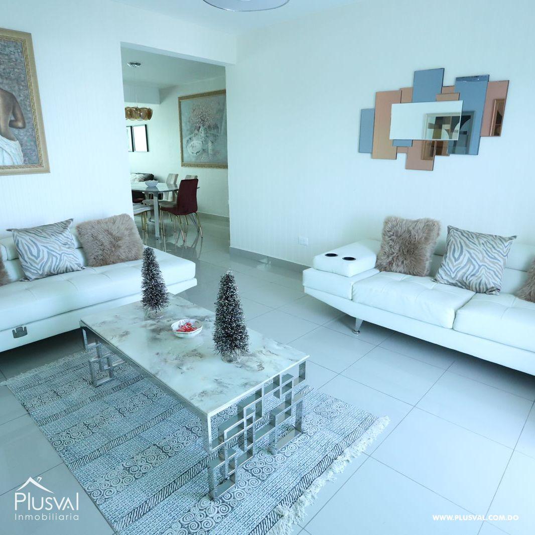 Apartamento en renta amueblado ubicado en Llanos de Gurabo 188130