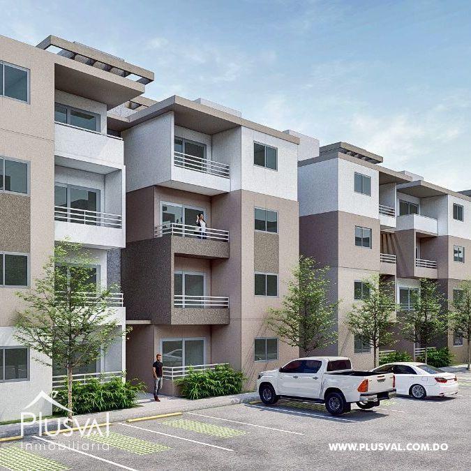 Apartamentos cerca de la Ave. Jacobo Majluta en Santo Domingo Norte 156492