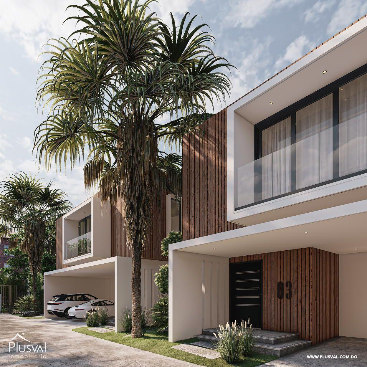 Exclusivas casas en venta de 4 habitaciones en Cuesta HermosaII
