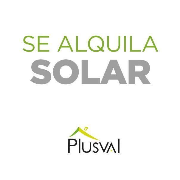 Solar, Alquiler en Los Prados