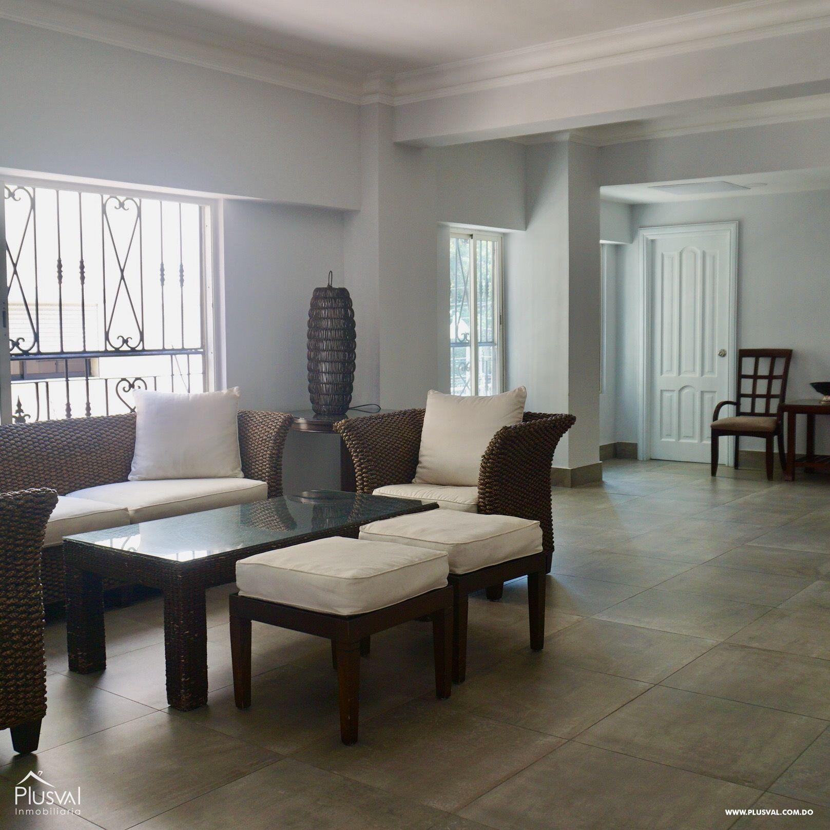 Apartamento en alquiler Bella Vista. 162483