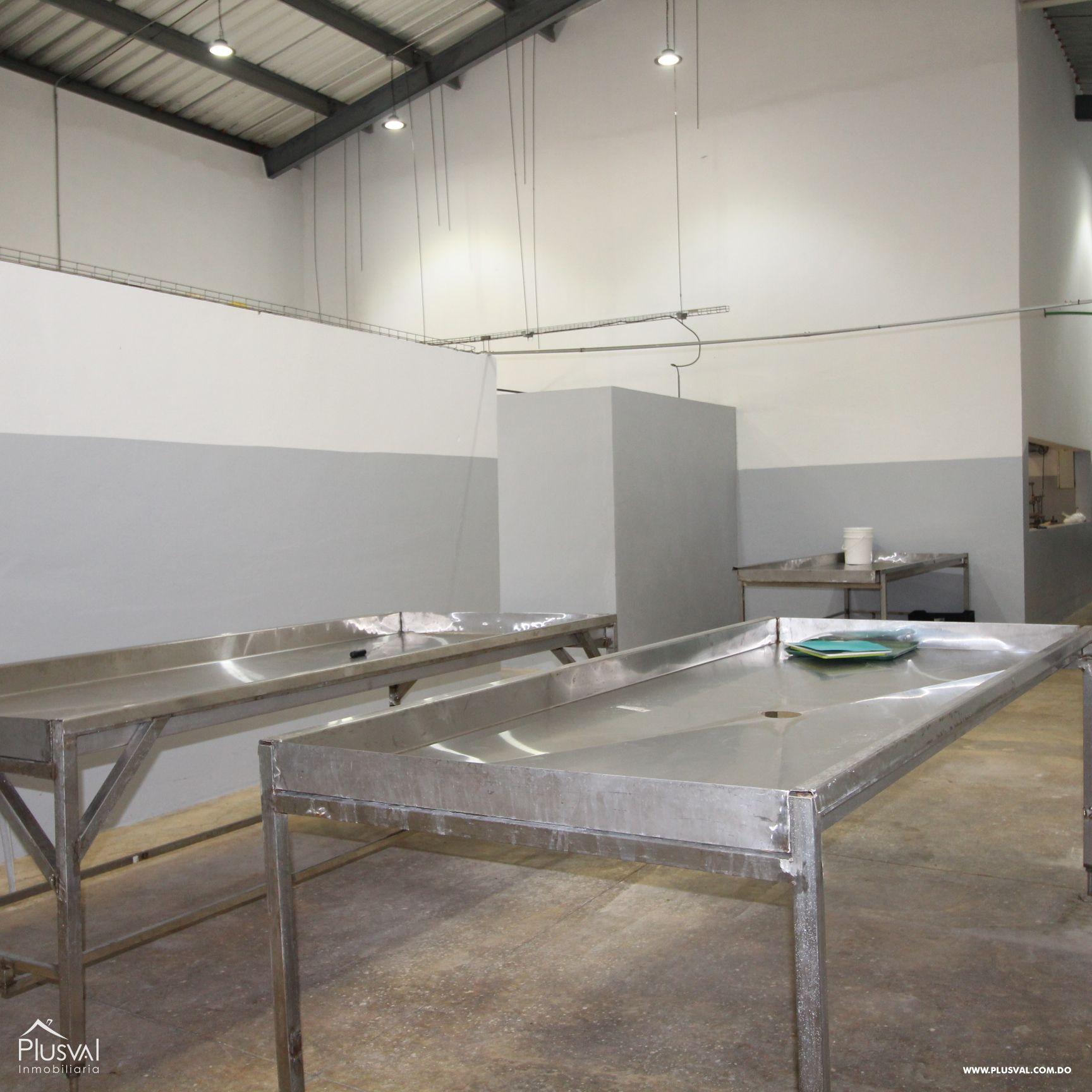 Nave industrial y procesadora de jugo en venta, Los Frailes 173413