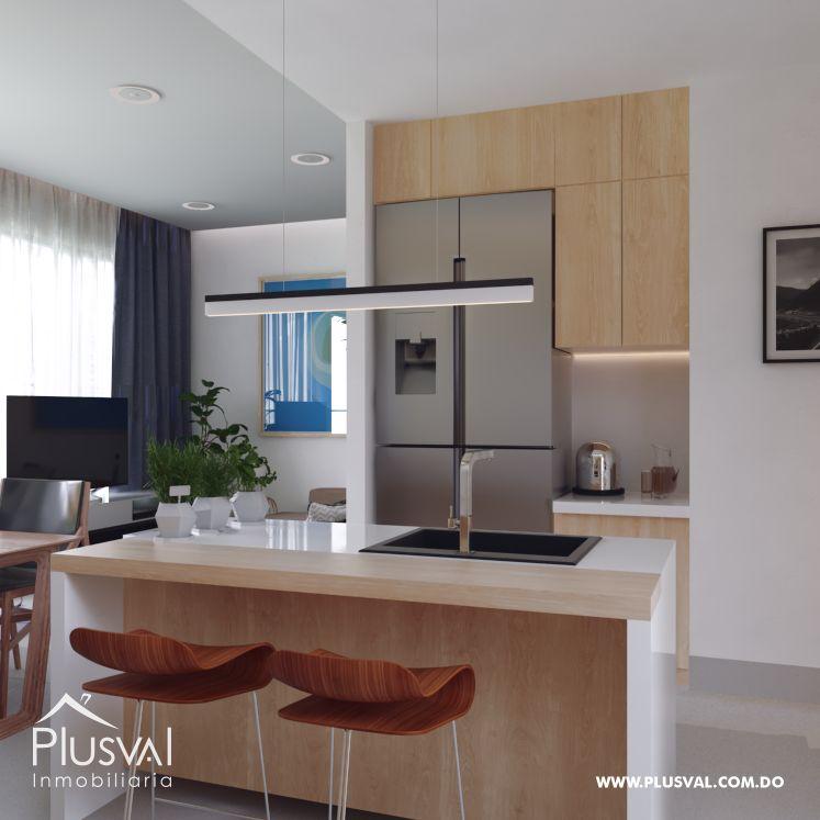 Apartamentos de 1 y 2 Habitaciones en Venta, en la zona de Punta Cana 181176