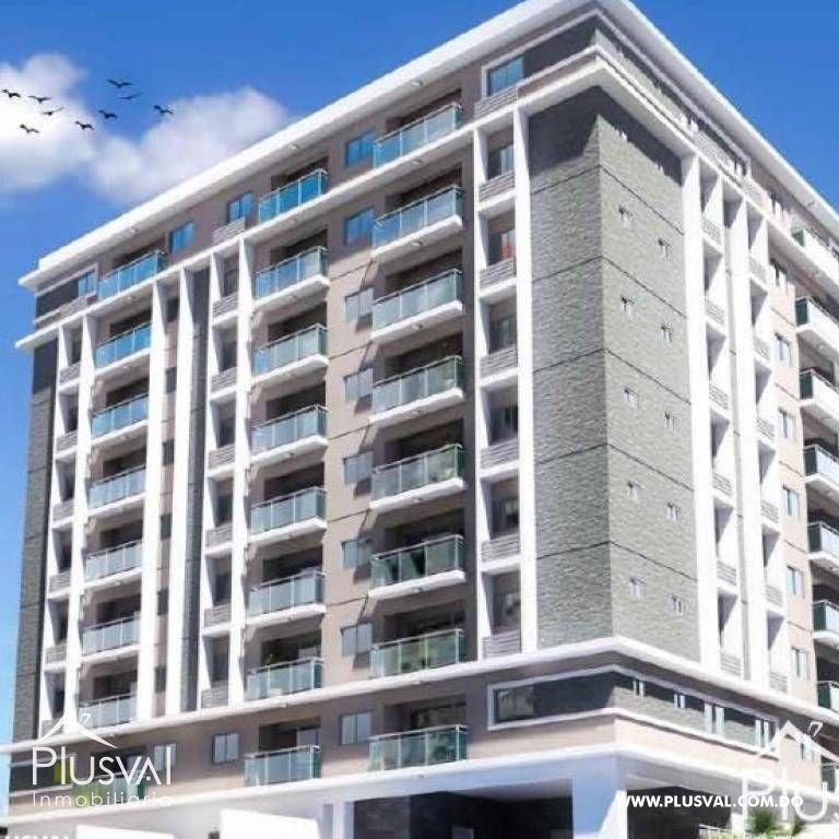 Moderno proyecto residencial, Evaristo Morales