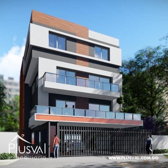 Apartamento en venta, El Cacique