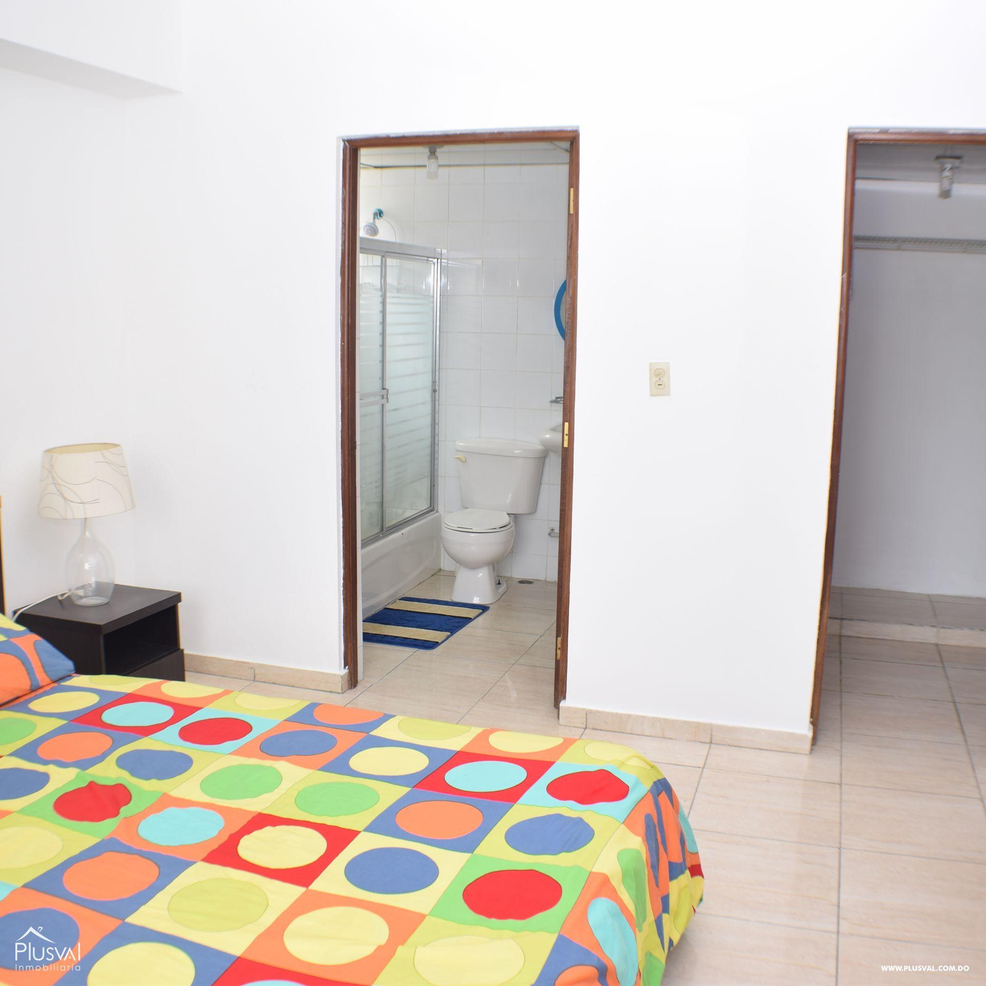 Apartamento en alquiler vacio en Gazcue
