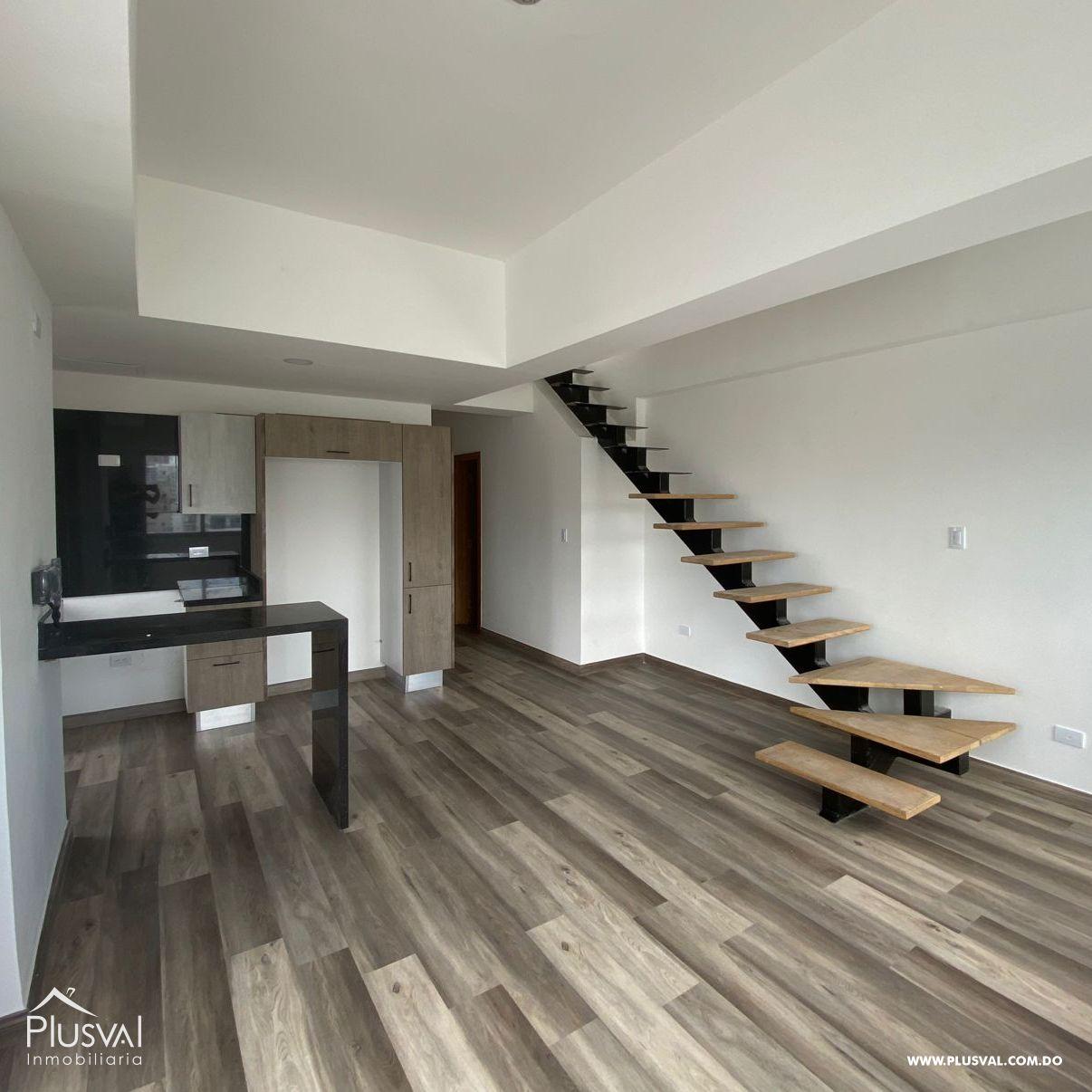 Apartamento tipo Penthouse en venta, Piantini