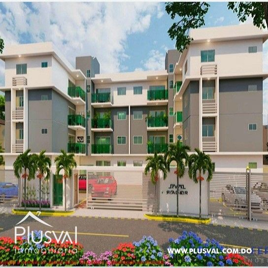 Apartamentos en venta Las Acacias / Jardines del Sur