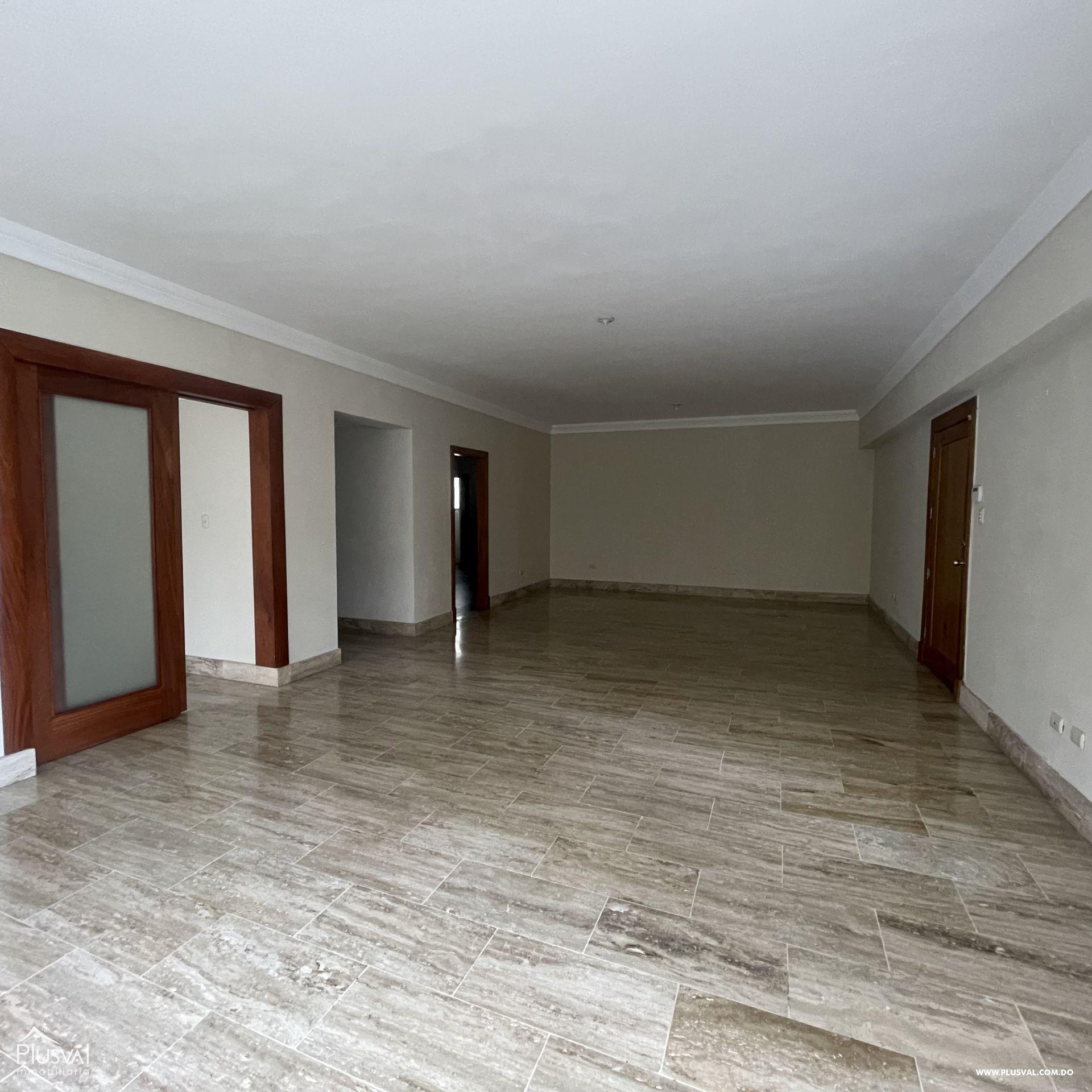 Apartamento en alquiler, Naco 185480