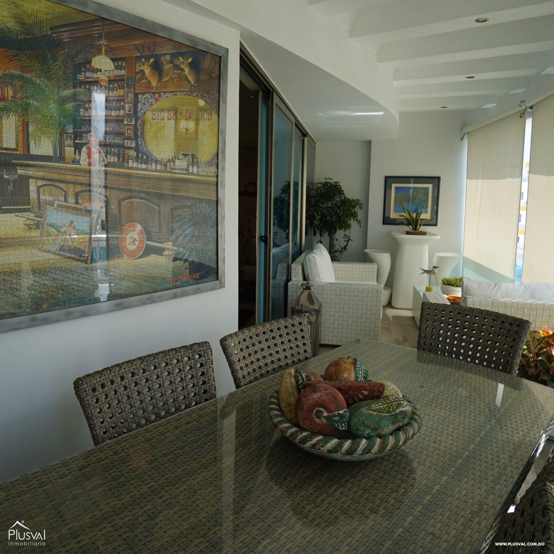 Lujoso apartamento en VENTA en Zona Residencial de NACO 182952