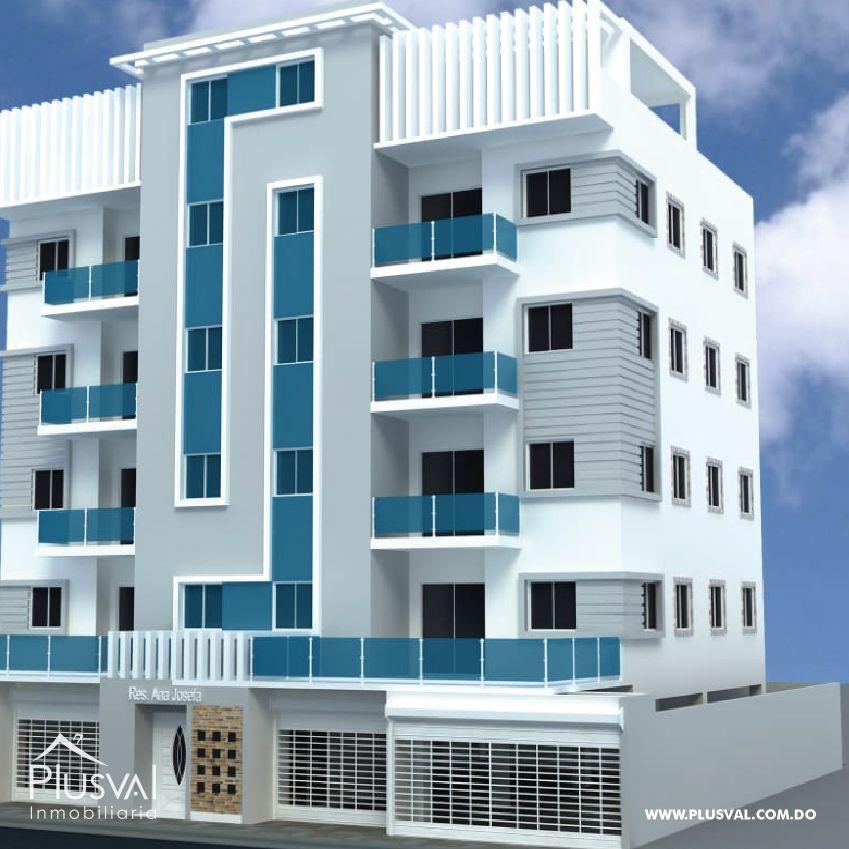 Apartamentos con Terraza en el corazón de Vista Hermosa, Santo Domingo Este.