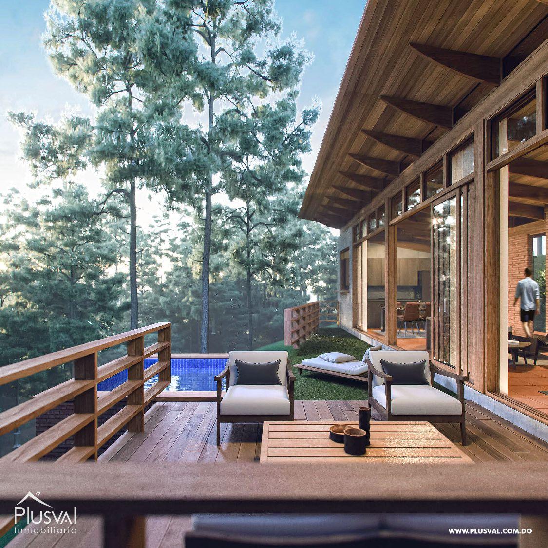 Hermosas Villas en las montañas- Jarabacoa