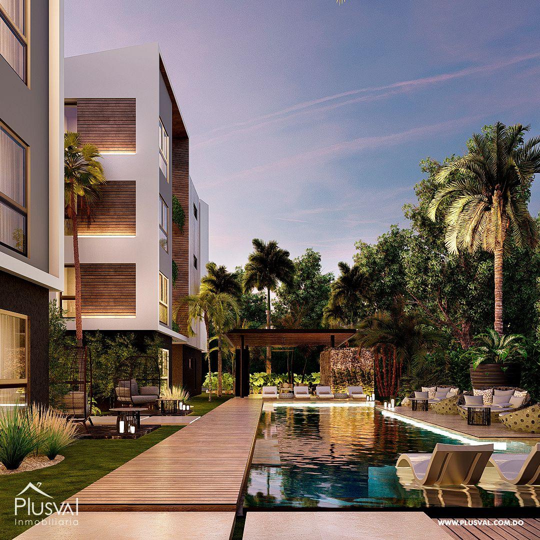 Apartamentos en Venta, con moderno estilo, en Las Canas, Cap Cana 175545