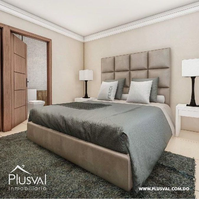 Apartamentos en la Jacobo Majluta con excelente área social 173615