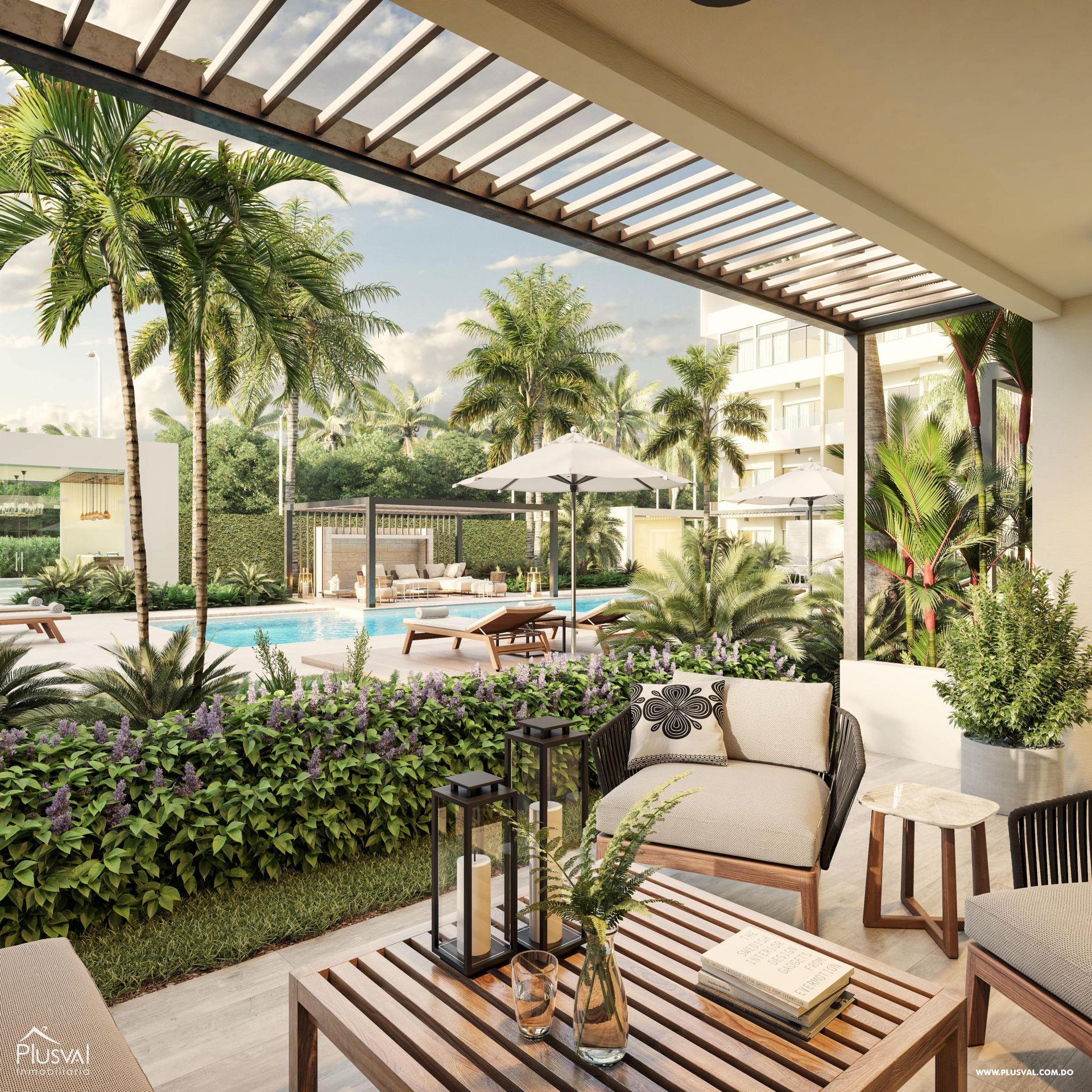 Apartamento de inversión en Bávaro - Punta Cana