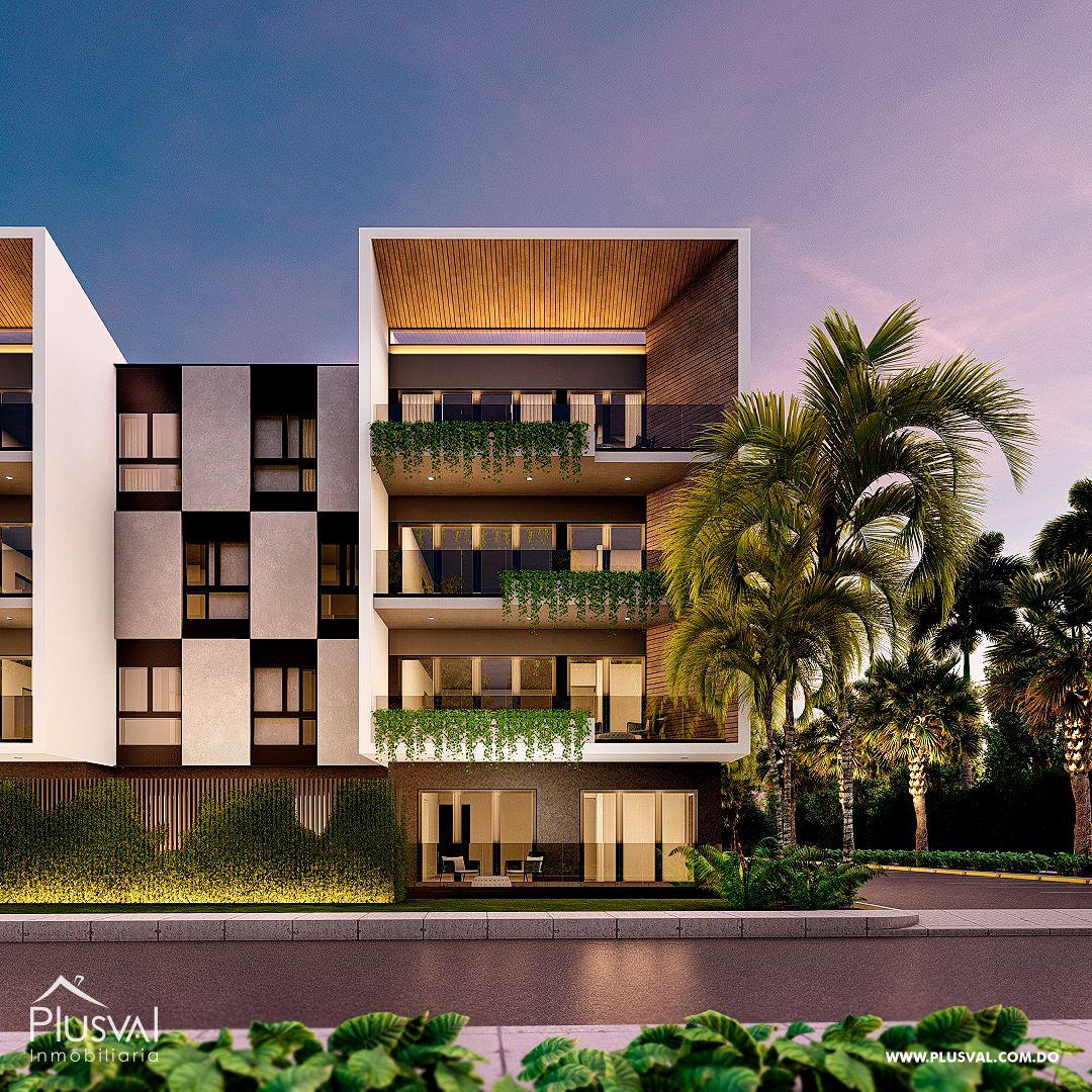 Apartamentos en Venta, con moderno estilo, en Las Canas, Cap Cana 175549
