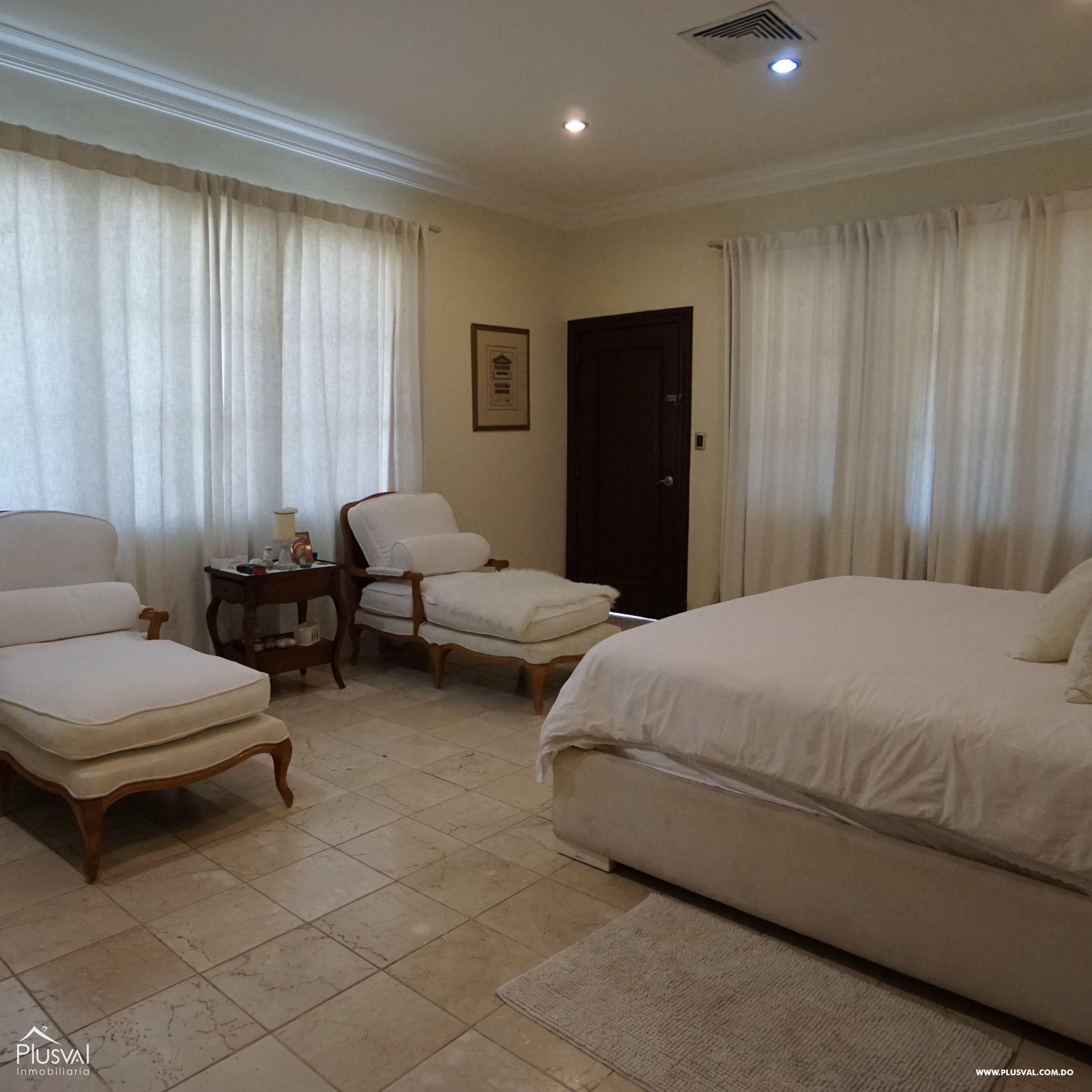 Casa de lujo en venta Arroyo Hondo Viejo 165354
