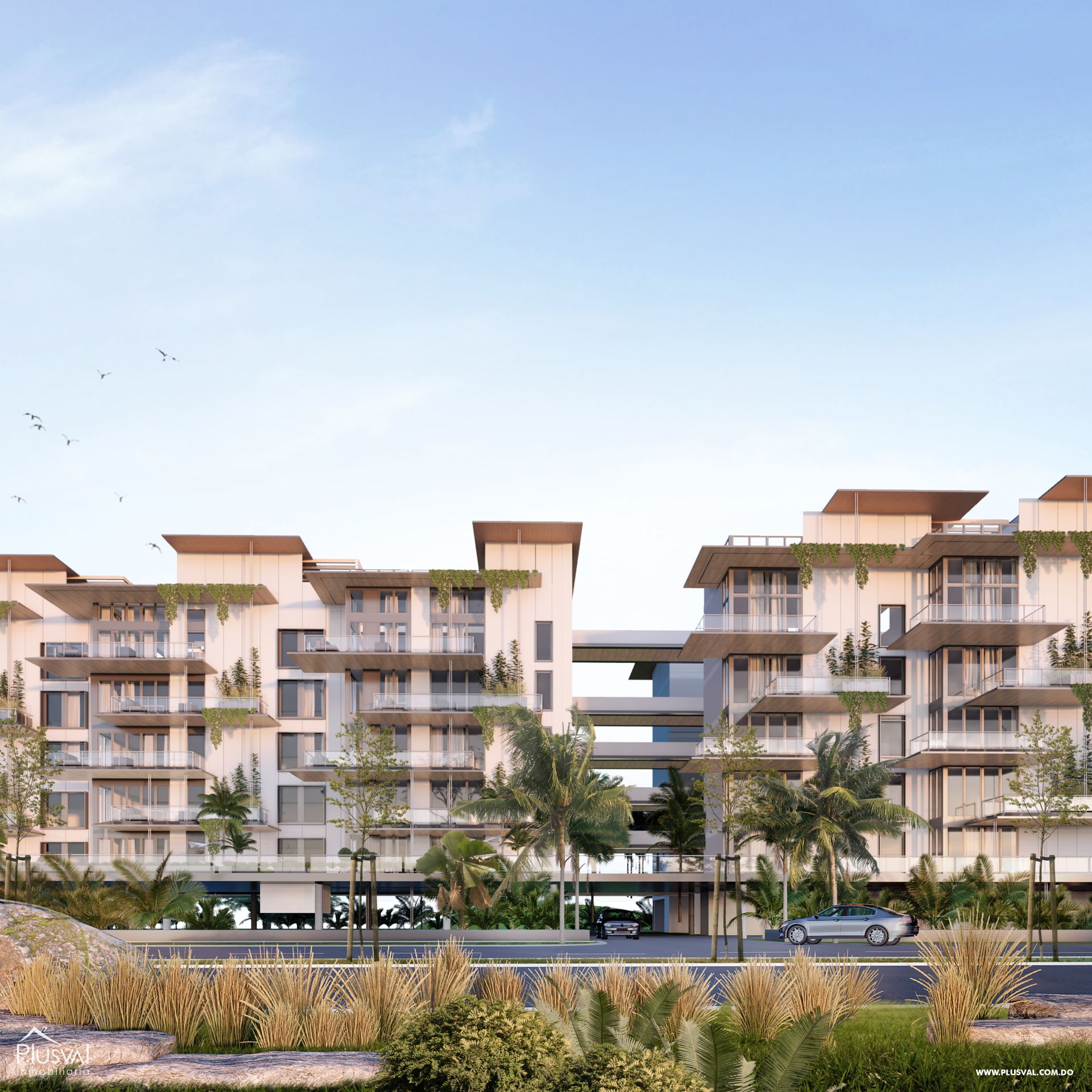 Apartamentos en Cap Cana a la venta 187327
