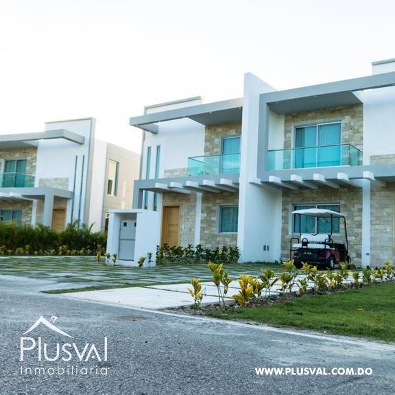 Villas en Venta en Playa Nueva Romana