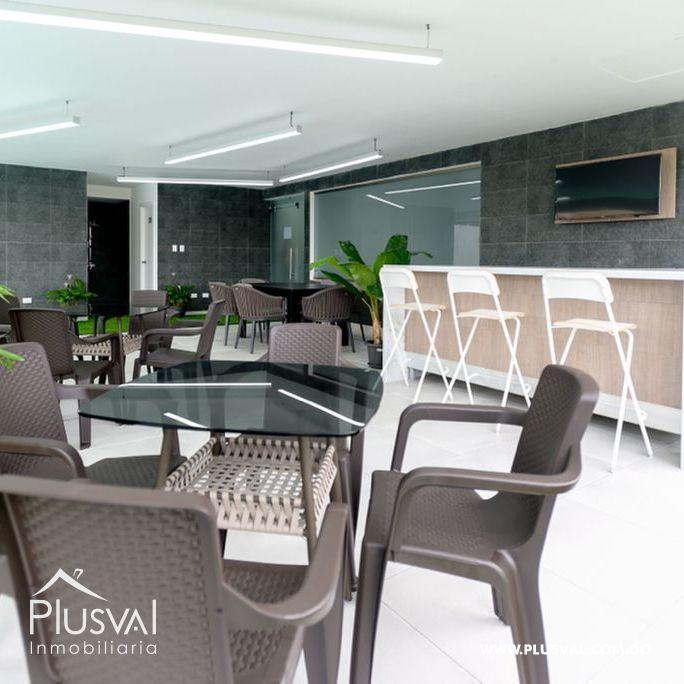 Moderno proyecto residencial, Evaristo Morales 186080